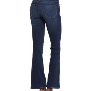 HUDSON woman's Drew Mid Rise Bootcut Jeans 24
